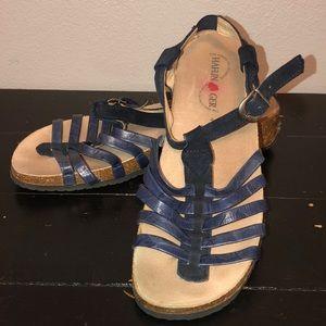 Haflinger Strappy Sandals